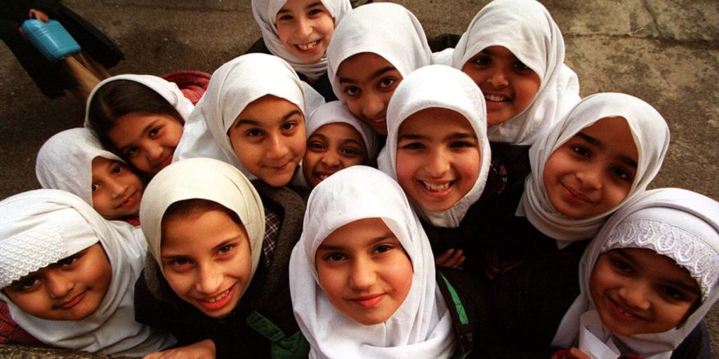 People Think Hijab Sexualises Young Girls Because Of The Muslim Community