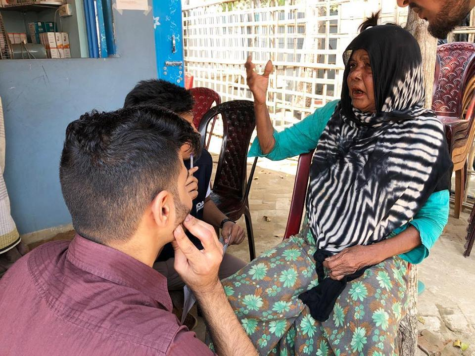 A British Doctor's Experience In A Rohingya Refugee Camp (Part 1)