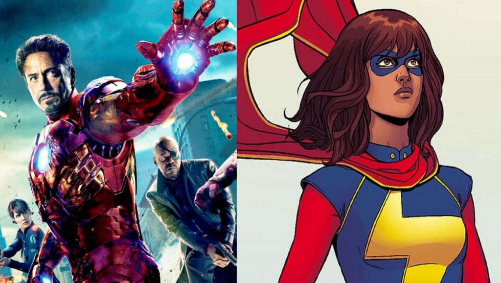 Marvel Set To Introduce First Female Muslim Superhero To Cinemas