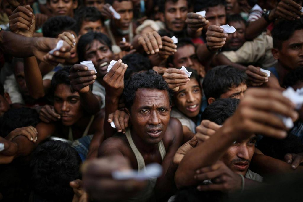 Rohingya Muslim Refugees At Serious Risk Of Developing Leprosy