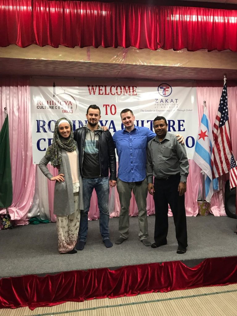 Mosque Hopping in Chicago