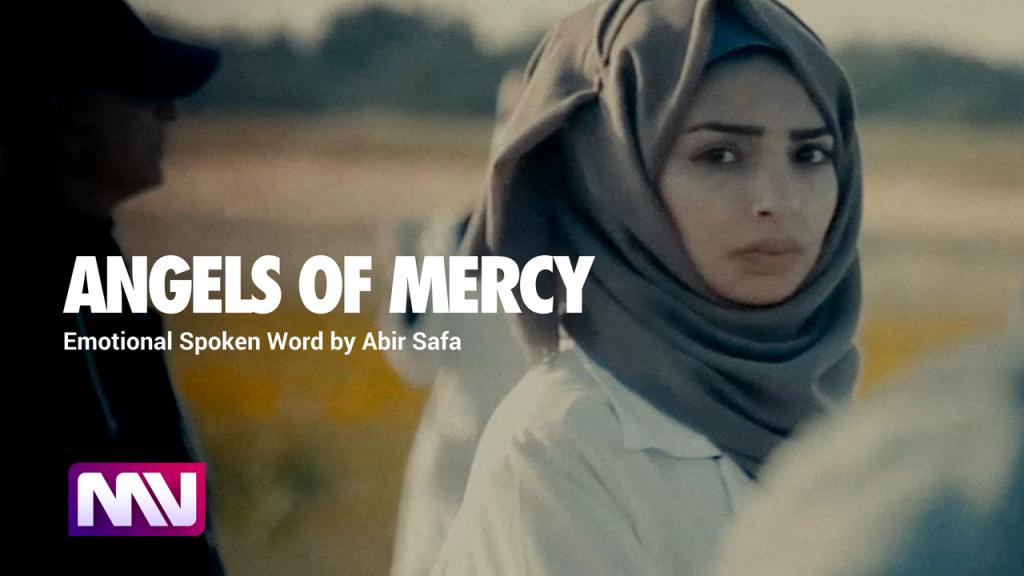 Angels of Mercy: Spoken Word Poem in Tribute of Razan al-Najjar