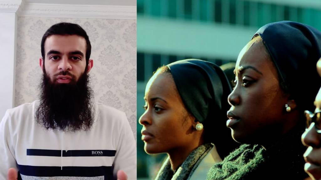 How should anti-black racism in the Muslim community be tackled?