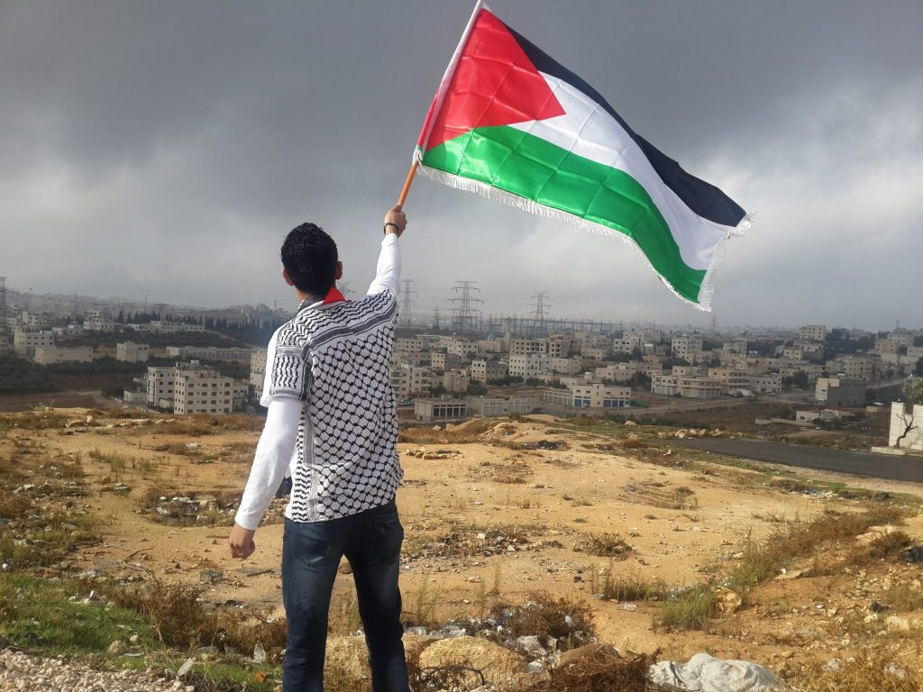 The Might of Palestinian Millennial Activists and Israel's Diminishing Support