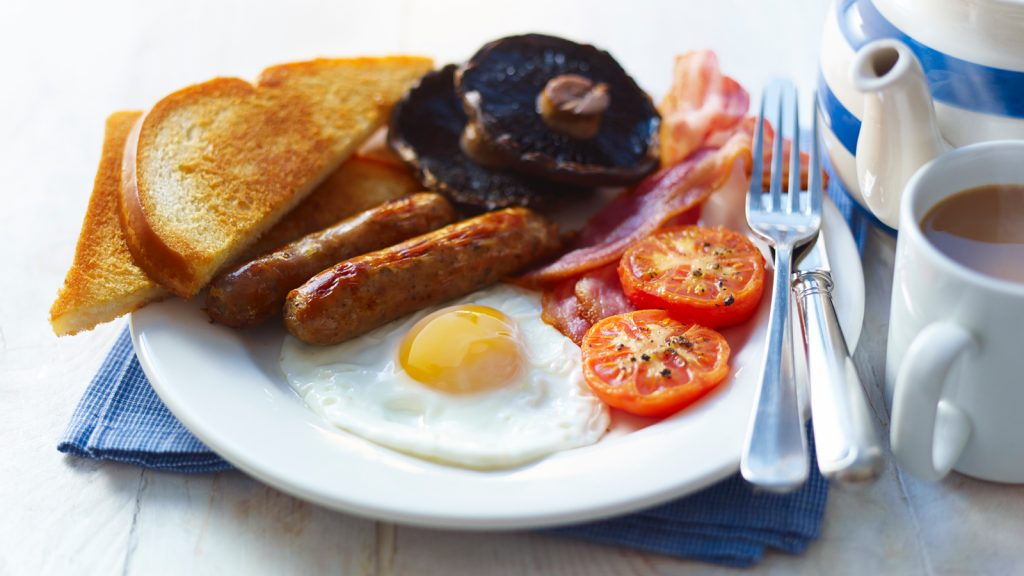 The Perfect Recipe For A Halal Full English