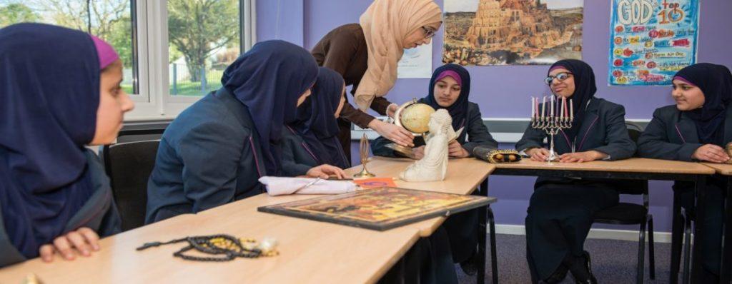 Blackburn Muslim School Celebrates Outstanding GCSE Results