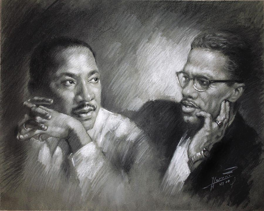 Meeting In The Middle: The Forgotten Relationship of Malcolm X and MLK Jr.