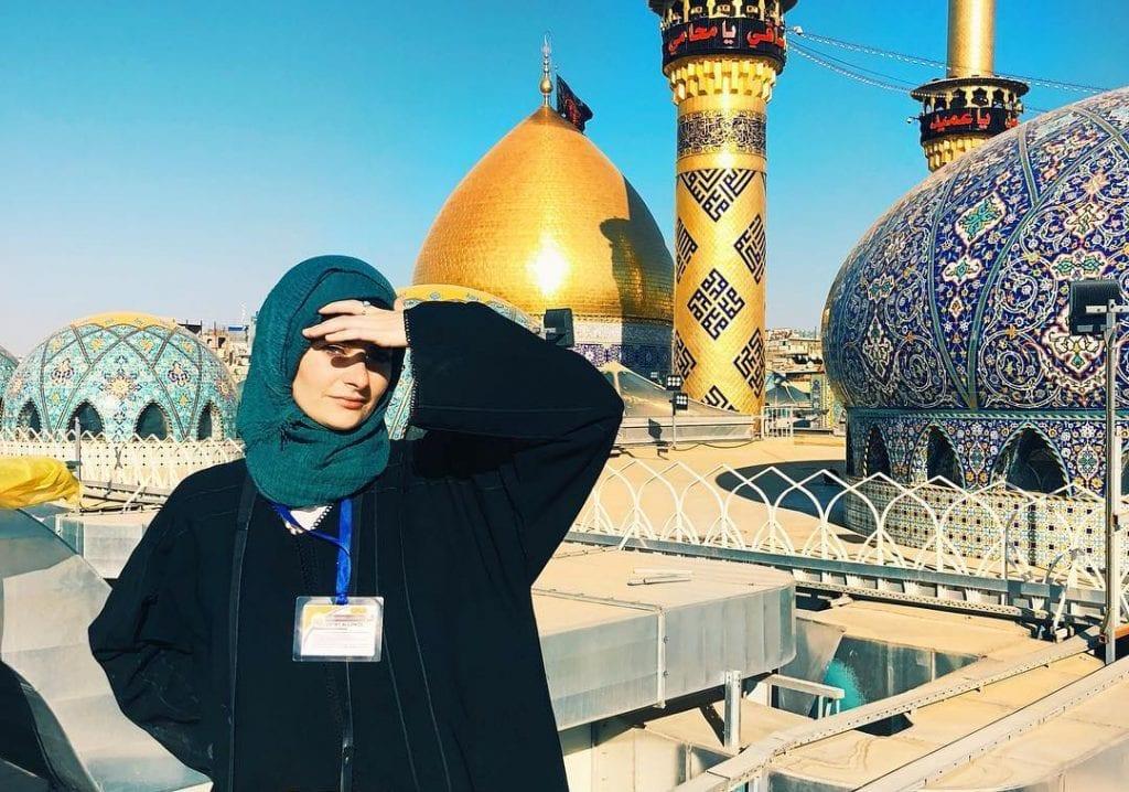 British Photojournalist Emily Garthwaite Reflects on her Arbaeen Experience