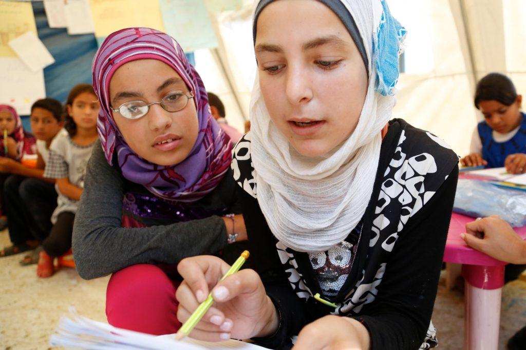 Educating Street Children in Lebanon