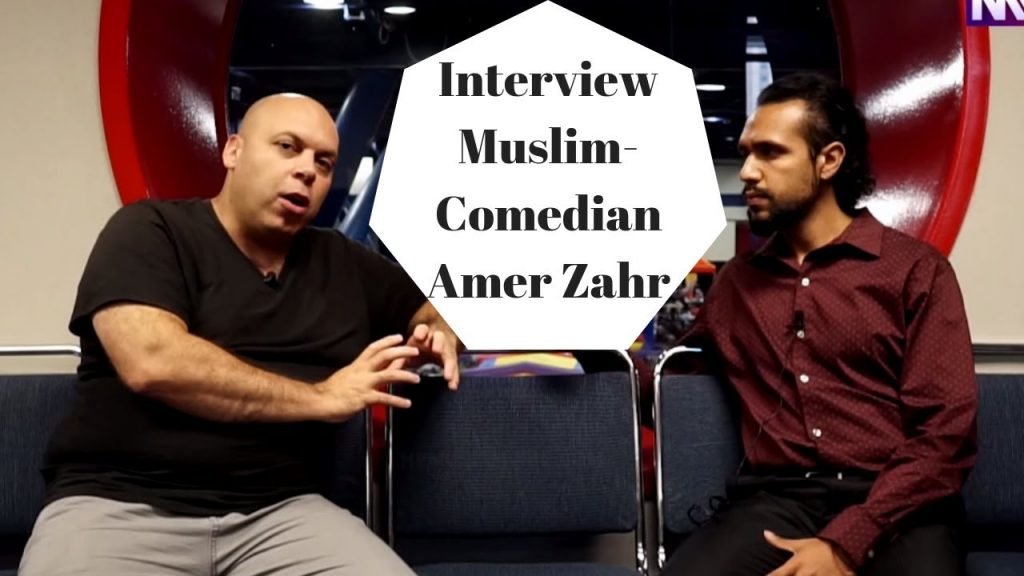Psychology of Humor: Interview with Comedian Amer Zahr (Video)