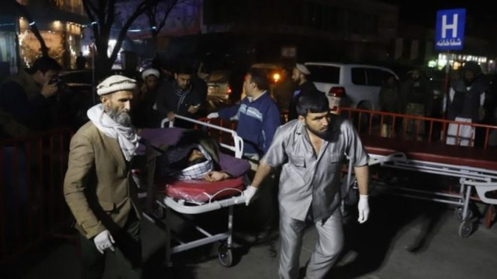 Suicide Bombing in Kabul Kills Dozens At Prophet Muhammad Celebration