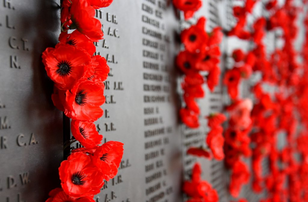 Why I Won't Be Wearing A Poppy This November