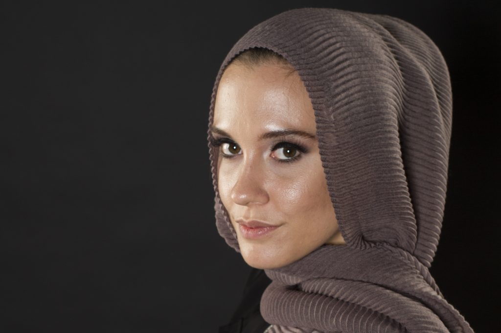 Lisa Vogl Reflects on Hijab, Misogyny, and Domestic Violence (Podcast)