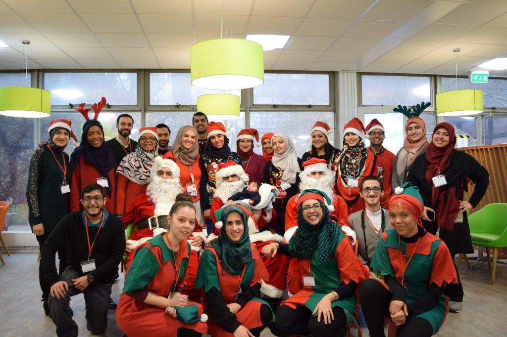 Our Experience Visiting Elderly Patients at a London Hospital Over Christmas