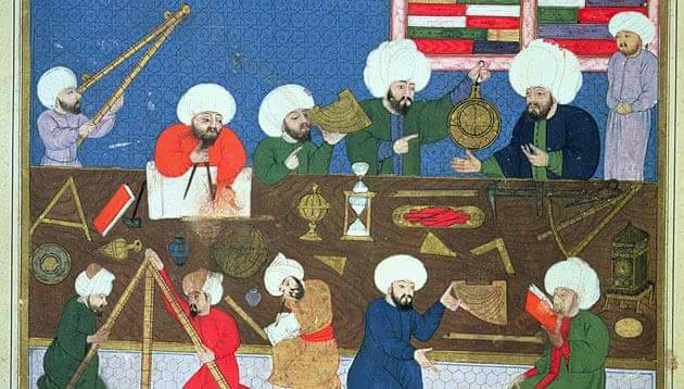 The Islamic golden age – what went wrong?