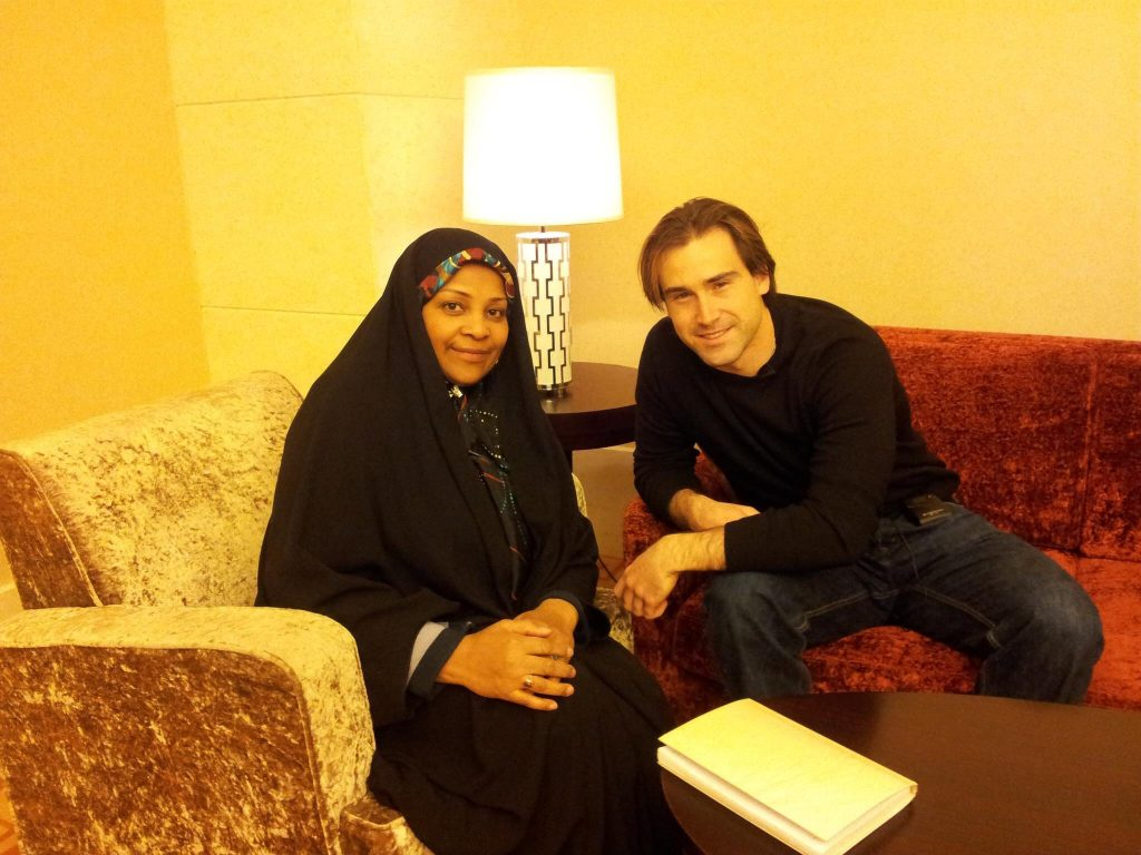 US confirms detention of African-American Journalist, Marzieh Hashemi