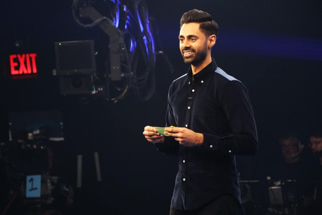 Hasan Minhaj's Brilliant Response to His Show Being Pulled By Netflix in Saudi Arabia