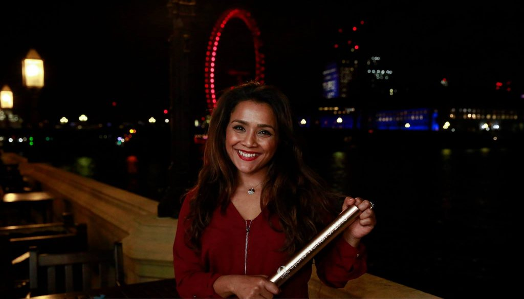 Sports Woman of the Year Nazia Khatun Tackles Self-Love