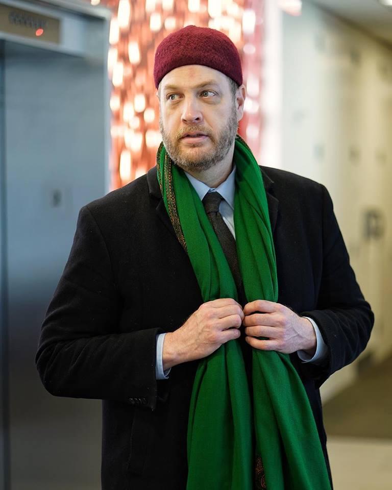 A look at American Muslim leaders: Suhaib Webb