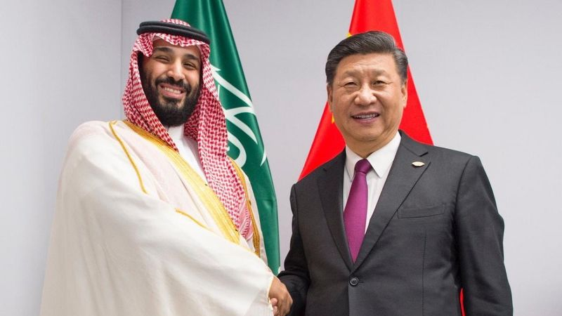 Saudi Crown Prince supports China's detention of Uighurs