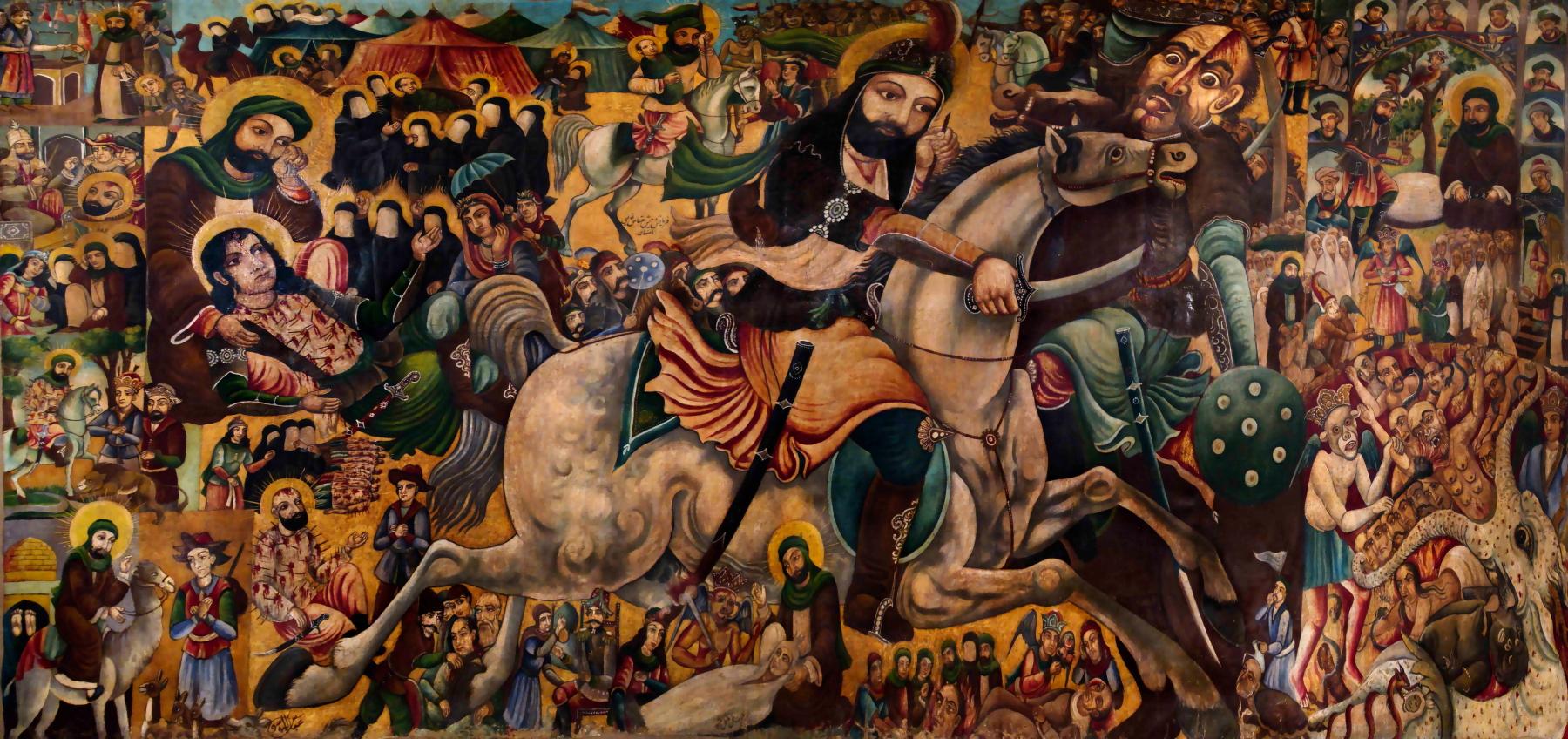 10 Oktober dalam Sejarah: Perpecahan Abadi Umat Islam Dimulai Hari Ini Ketika Hussein Terbunuh