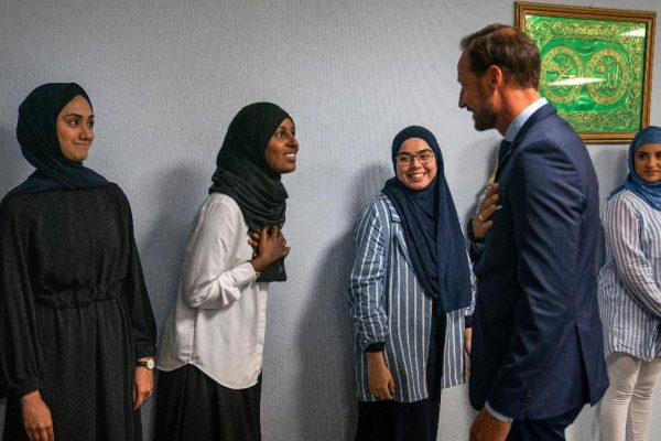 Islam In Norway: The Truth Behind Crown Prince Haakon's Handshake With