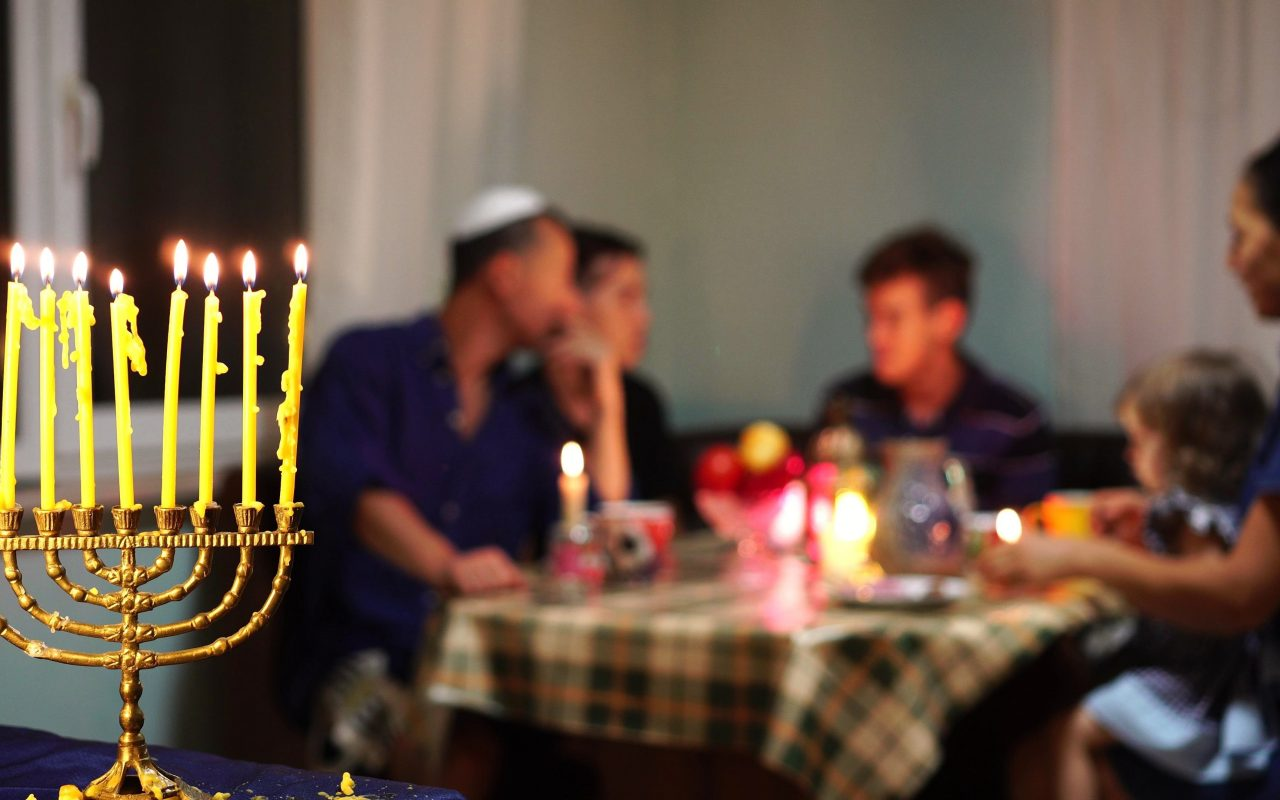 I'm a Muslim nanny working for a Jewish family