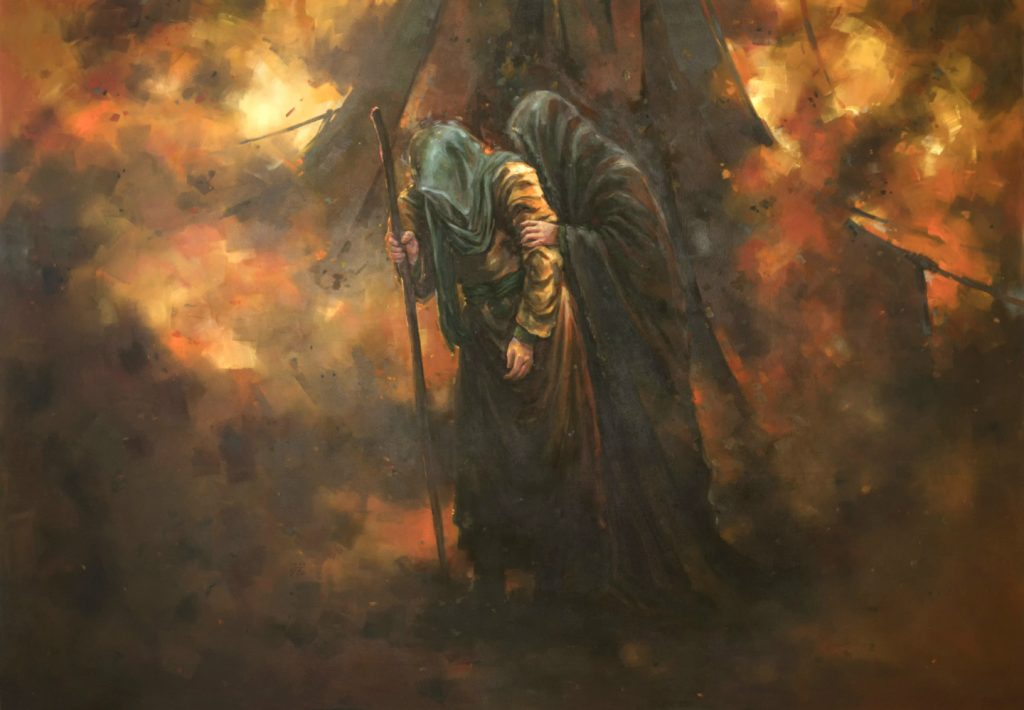 How the Prophet's Granddaughters Were Treated After Karbala